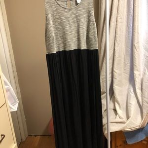 Women's Maternity Maxi Dress